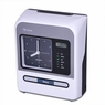 Monthly Employee Attendance Punch Digital Time Clock White