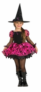 Moonlight Magic Witch Child Md Costume