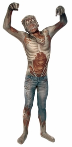 Men's The Zombie Morphsuit Costume