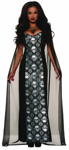 Women's Mortalia Costume