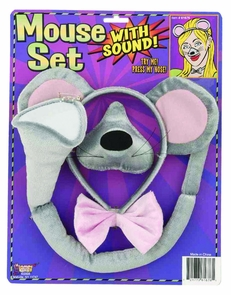 Mouse Sound Set Costume
