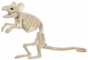 Mouse Standing Skeleton Costume