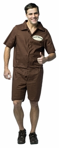 Mr. Cooter-Beaver Grooming Costume