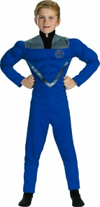 Mr Fantastic Muscle 4 To 6 Costume