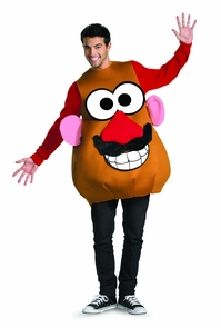 Mr Potato Head Dlx Adult 42-46 Costume