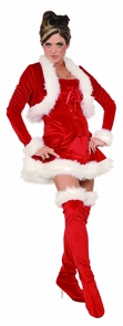 Ms Claus Small Costume