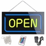 Neon Display Board 12v Animated LED RGB OPEN Sign