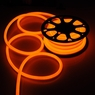 Neon Flex LED 50' Holiday Decorative Rope Lighting in Orange