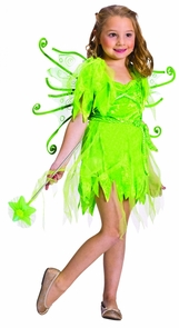 Neverland Fairy Child Large Costume