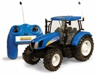 New Holland Remote Control Farm Tractor Electric RC