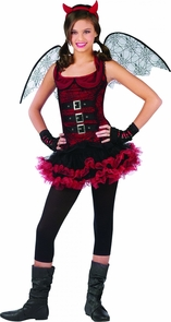Night Wing Devil Red Ch 12-14 Costume