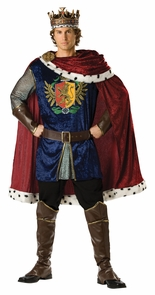 Noble King Md Costume