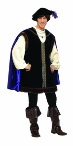 Noble Lord Adult Xlarge 48-50 Costume