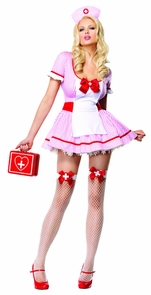 Nurse Kandi Costume Large Costume
