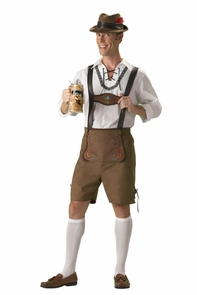 Oktoberfest Guy Md Costume
