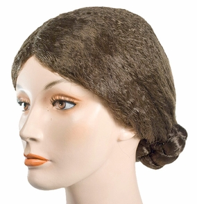 Special Bargain Old Lady Wig Costume