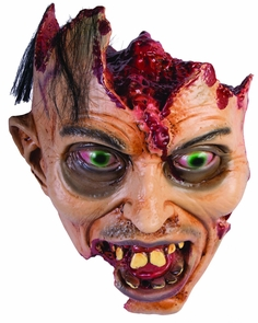 Open Head Prop Costume