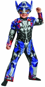 Optimus Prime Tod Muscle 3t Costume