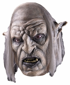 Orc Overseer Mask Costume