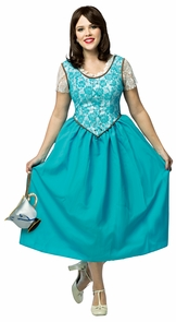 Ouat Belle Adult Xx-large Costume