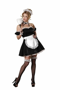 Oui Oui Adult Small Costume