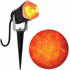 Outdoor Lightshow-fire And Ice Costume