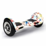 Bluetooth Outdoorsman Hoverboard Big Wheel W/Huge Tires Electric Powered 2 Wheel Scooter - Off Road Trails