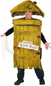 Outhouse Costume Costume