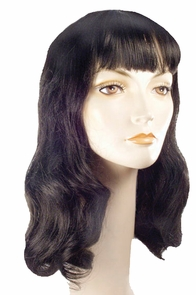 Deluxe 40s Page Wig Costume