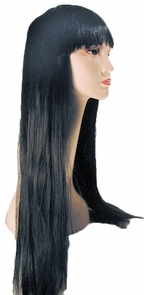 Long Pageboy Wig Costume