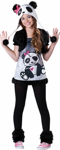 Pandamonium Small Tween 8-10 Costume