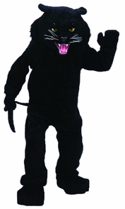 Panther Black Mascot Complete Costume