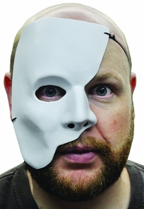 Partial Face Mask Costume