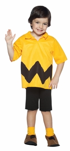 Peanuts Charlie Brown Kit 4-6x Costume