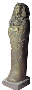 Pharaohs Coffin Front Costume