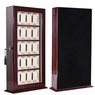 Piano Painted Wooden 20 Watch Display Cabinet Storage Box