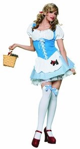 Picnic Chick Small Costume