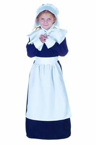 Pilgrim Girl Medium Costume
