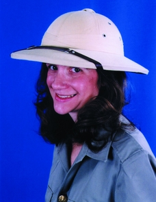 Pith Hat French Khaki Costume