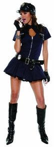 Police Playmate Xl Costume