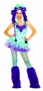 Polka Dotty Xsmall Adult 0-2 Costume