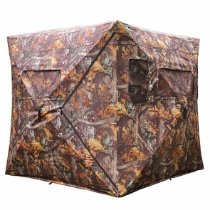 Pop Up Ground Hunting Blind Camouflage Hub Style