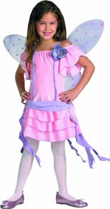 Posie Pink 10 To 12 Costume