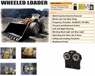 PREMIUM RC Heavy Duty Front Loader Bulldozer W/Controllable Dig & Dump Hobby