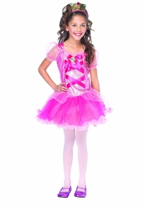 Pretty Princess Child Large Costume