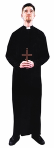 Priest Costume 1 Sz Costume