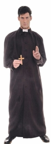 Priest Deluxe Adult Costume