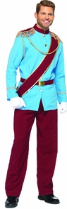 Prince Charming Large Adult Costume
