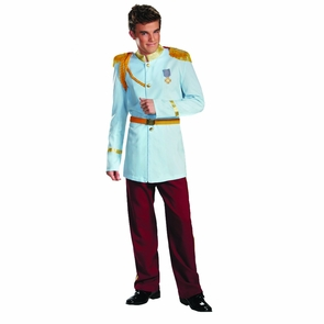 Prince Charming Prestige Adult Costume