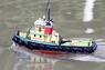 Southampton Professional Electric Remote Control Tugboat - Ready To Play